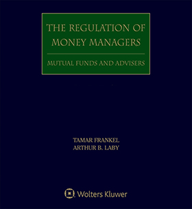 The Regulation of Money Managers